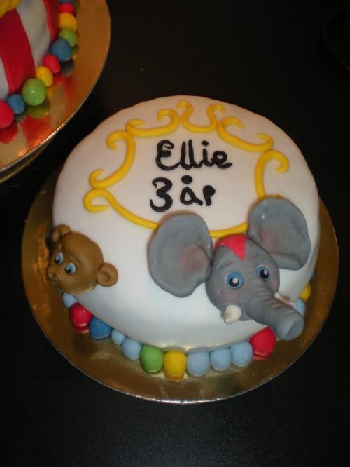 Circus Cake - För den nyfikne. :) - Bild 3