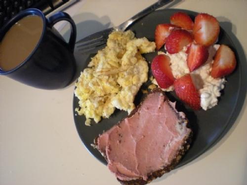 Större frukost! - Bild 1