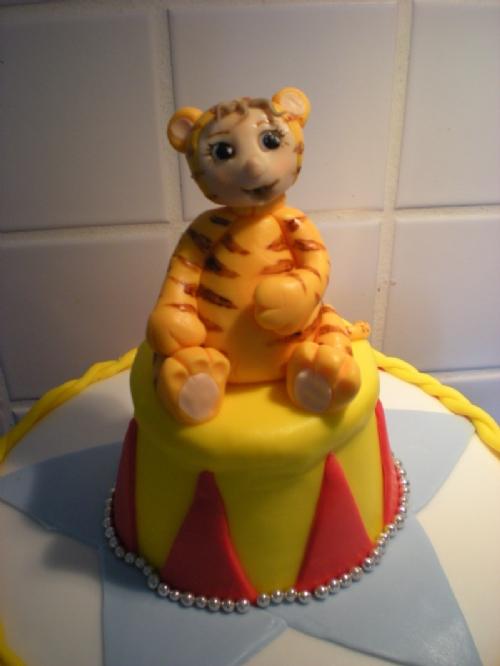 Circus Cake - För den nyfikne. :) - Bild 2