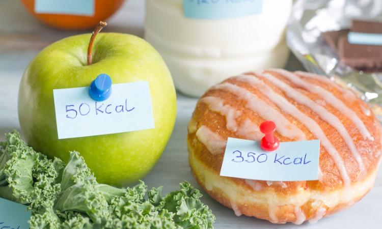 skillnad på kalorier och kolhydrater