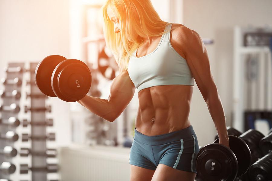 styrketräning gå upp i vikt